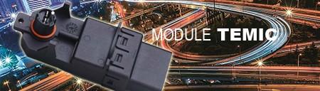 Module Temic pour moteur de lève vitre électrique