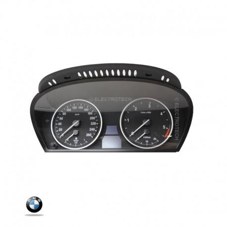réparation compteur BMW X6 E71