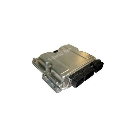 Calculateur 0281010787 HOM8200091428 DCI