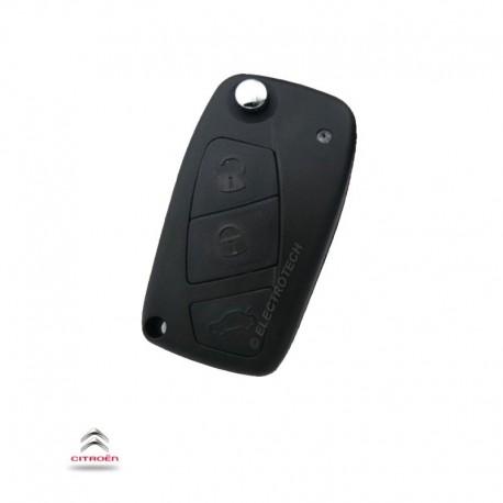 Réparation clé Citroën nemo