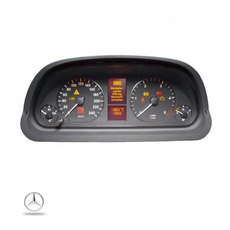 Réparation compteur Mercedes Classe A W169