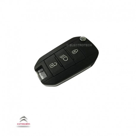 Double clé Citroën Cactus C3 C4 Grand Picasso