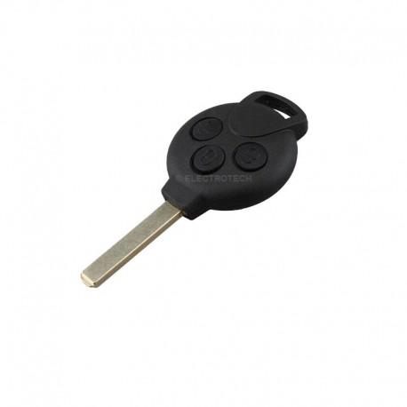 Réparation clé Smart 2 3 boutons