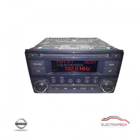 Réparation lecteur CD Autoradio Nissan Juke