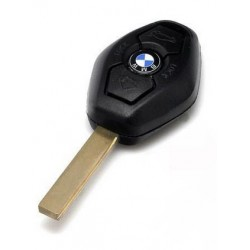 Double clé BMW X3, X5, Z4, E38, E39, E46, M5, M3, Serie 3/5/7