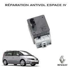 Réparation antivol électrique Espace IV