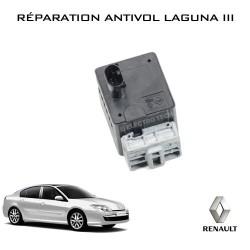 Réparation antivol électrique Laguna 3