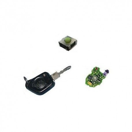 Switch pour télécommande 106, 205, 305, 306, 405, Xantia, ZX, BX, XM