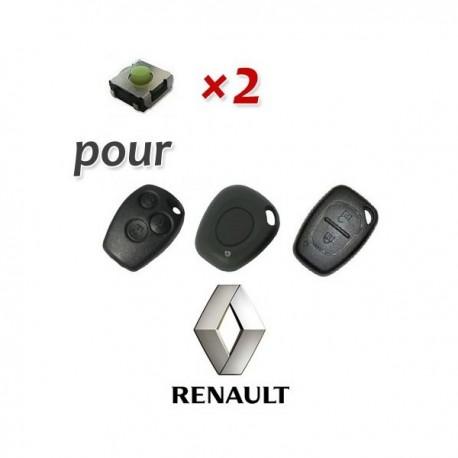 Switch pour télécommande Trafic, Master, Kangoo, Modus, Clio III, Trafic, Kangoo III