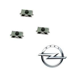 3 X Switchs pour télécommande Opel