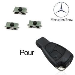 3 X Switchs pour télécommande Mercedes