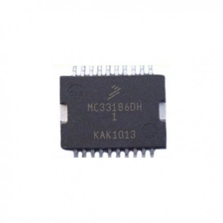 Circuit MC33186DH