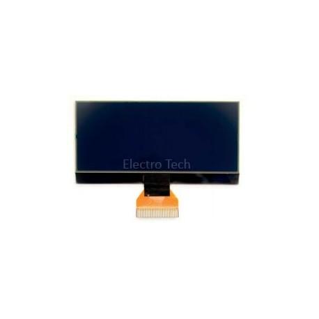 Afficheur LCD compteur Mercedes Classe A / B (7V)