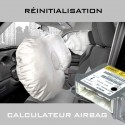 Citroën Forfait réinitialisation calculateur airbag