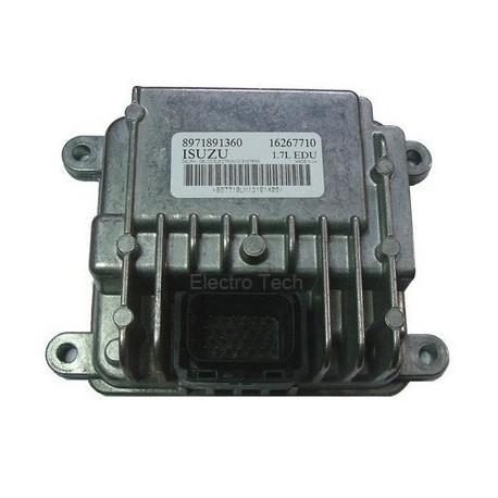Forfait réparation calculateur 1.7 DTI Opel