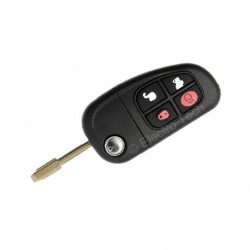 Réparation clé Jaguar