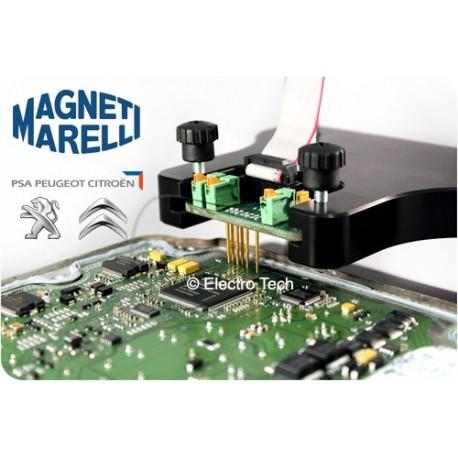 Magneti Marelli duplication clonage calculateur IAW 6LP2.03