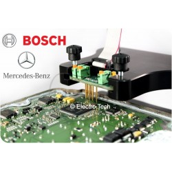 EDC15 / 16 Mercedes (Bosch) service programation calculateur