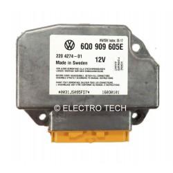 Forfait réparation calculateur airbag 6Q0909605E