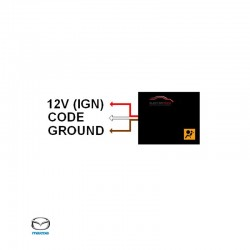 probleme voyant airbag allumé Mazda