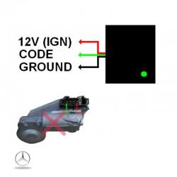 Emulateur verrou de colonne Mercedes W202 W208 W210