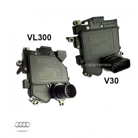 réparation calculateur boite auto v30 audi a4 a6