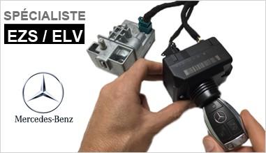 Réparation EZS ELV Mercedes (problème de demarrage)